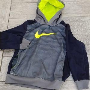 Nike pullover hoodie sz 7